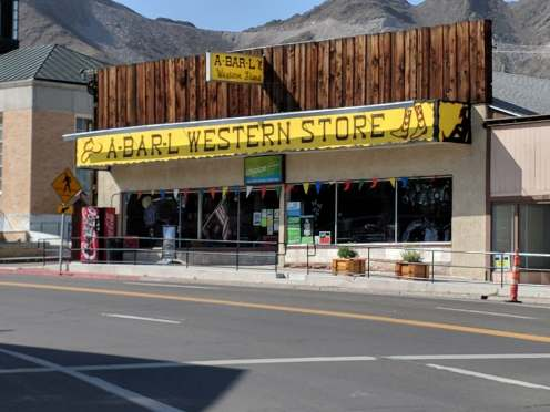 NV western store